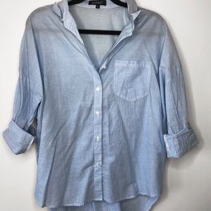 Urban Outfitters Oversized Boyfriend Button Down